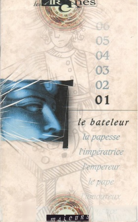 Illustration de Volume I - le bateleur