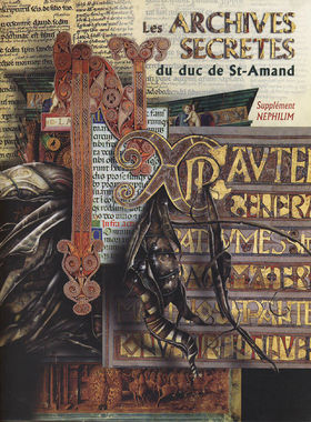 Illustration de Archives secrètes du Duc de St-Amand